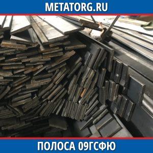 Полоса 09ГСФЮ